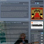 IanHunter.com - Redesigned Site