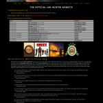 IanHunter.com - Original Site